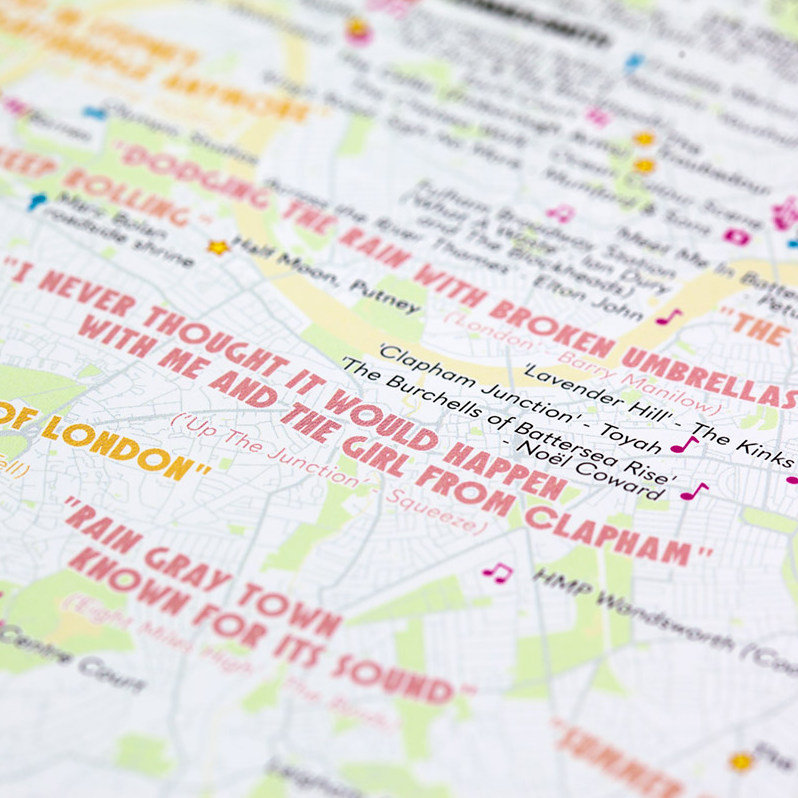 ST&G's Fastidiously Orchestrated Great British Music Map -  Close-up Clapham-1200px