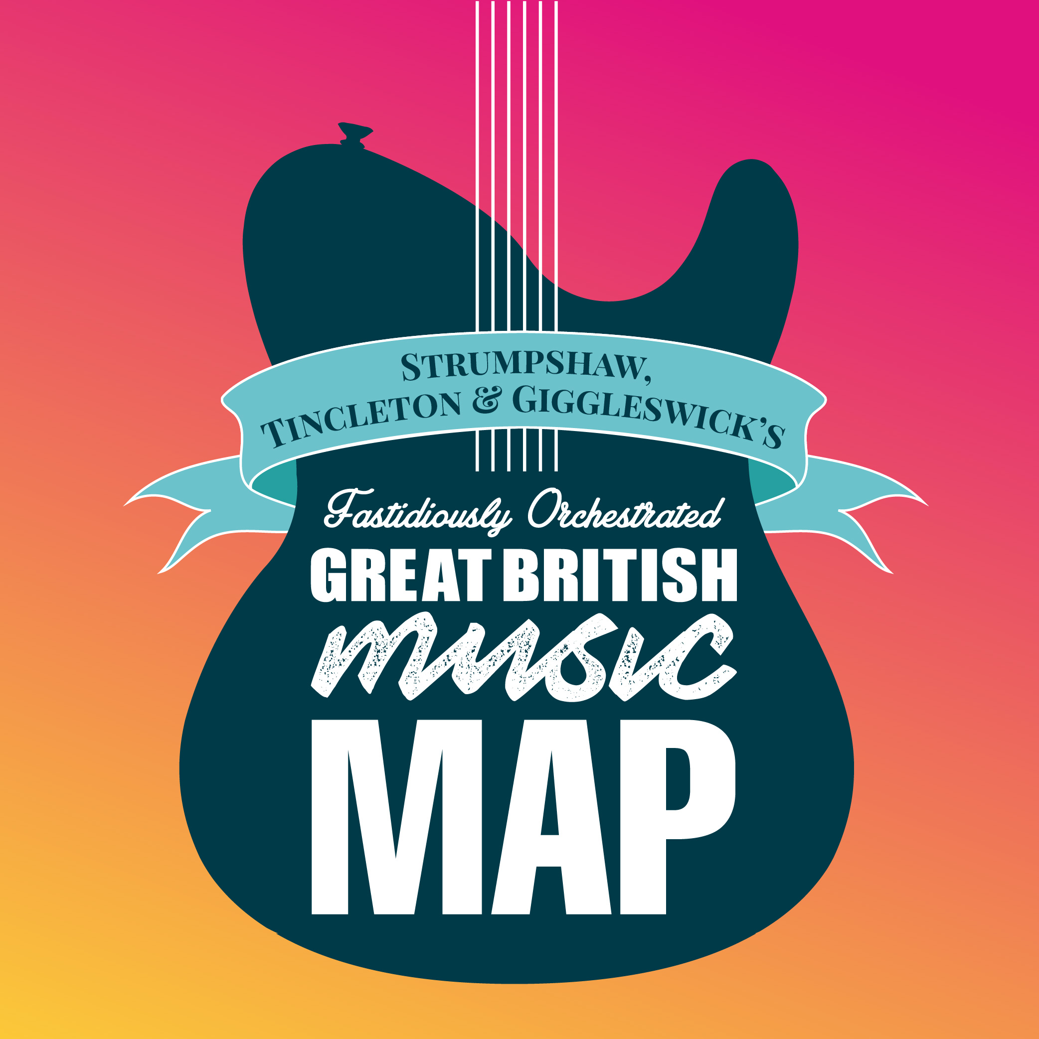 ST&G's Fastidiously Orchestrated Great British Music Map - Cartouche 1000px