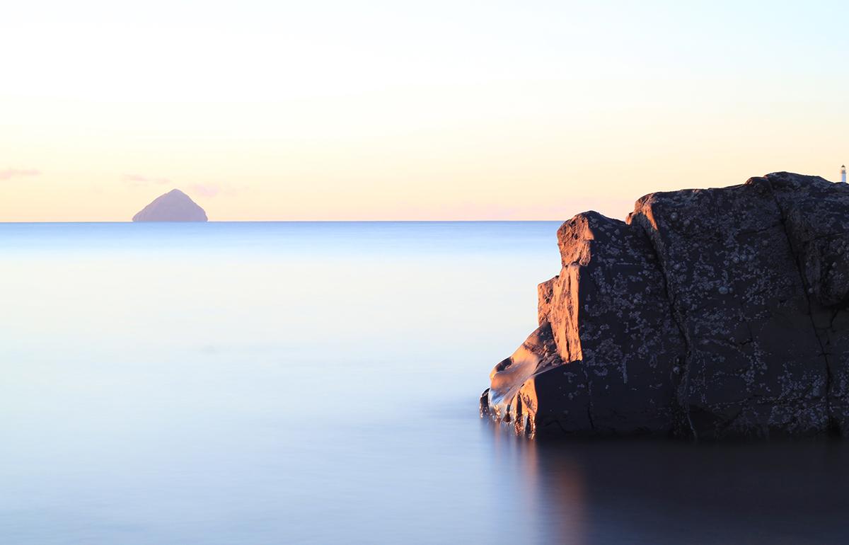 Kildonan Sunrise, looking south to Ailsa Craig  (Kirstie Smith / afocusforadventure.co.uk)