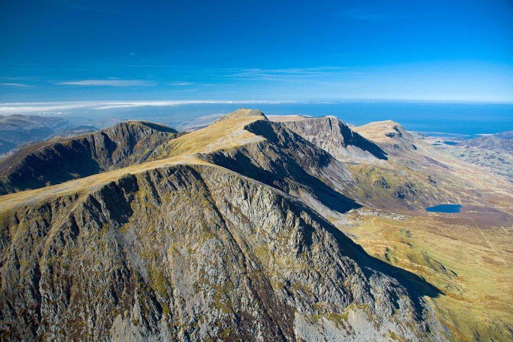 Cader Idria, Snowdonia  (Crown copyright 2018 / Visit Wales)