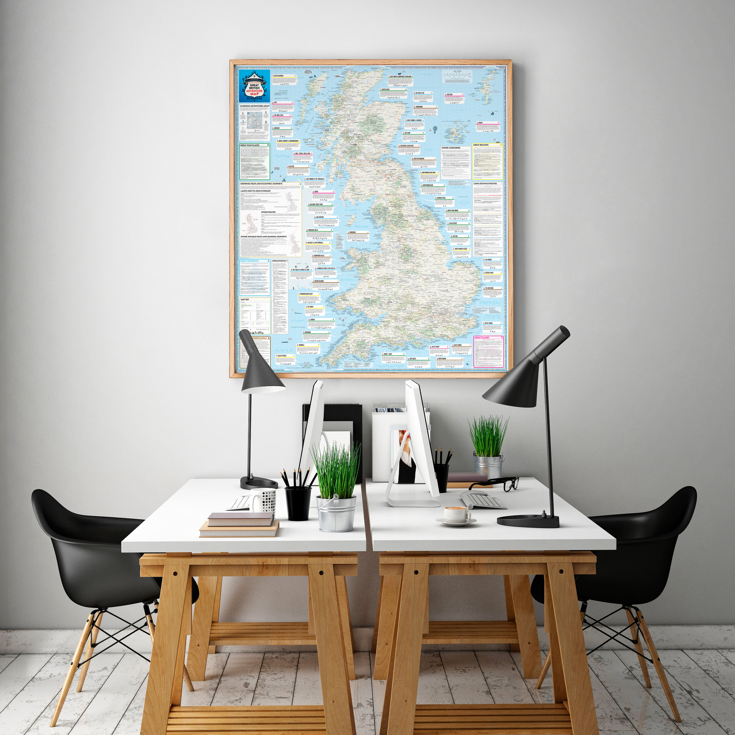 ST&G's Joyously Busy Great British Adventure Map - Framed Office_sRGB_5000px_Sq.jpg
