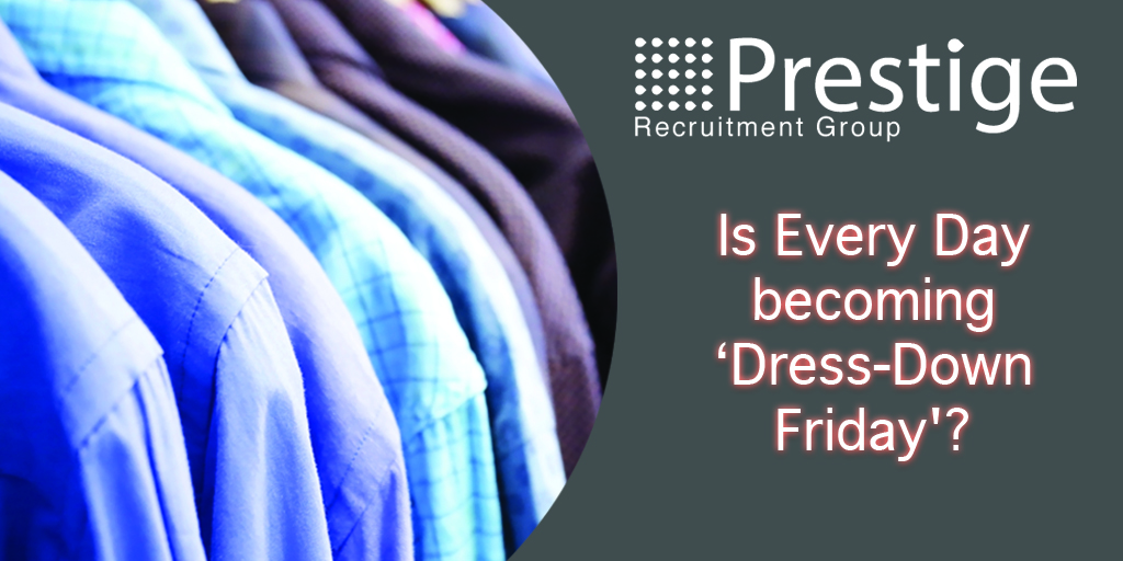 Is Every Day becoming 'Dress-Down Friday'?