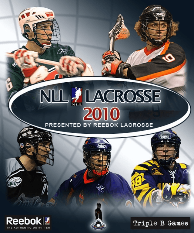 NLL-Lacrosse-10-Video-Game