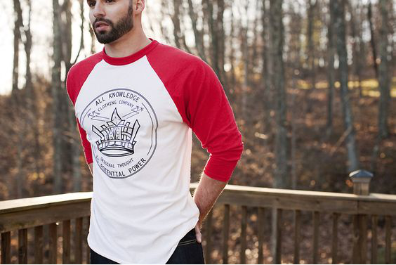 Man's Guide to Wearing Vintage T-Shirts
