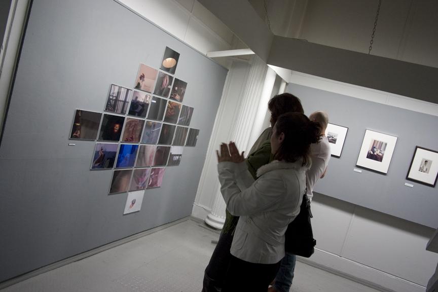 83rd Street Studio -Installation, 2006