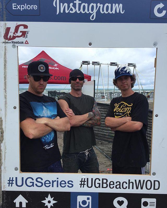 Wicked crew that killed it this weekend fighting the storm@ugseries @skeletorhood84 @samandersonn @raysummerfield and MIA @highaperturevideo