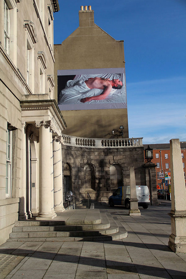 Fergus Martin and Anthony Hobbs,  My Paradise Is Now,  Dublin City Gallery The Hugh Lane, Dublin, Ireland  2012/2013