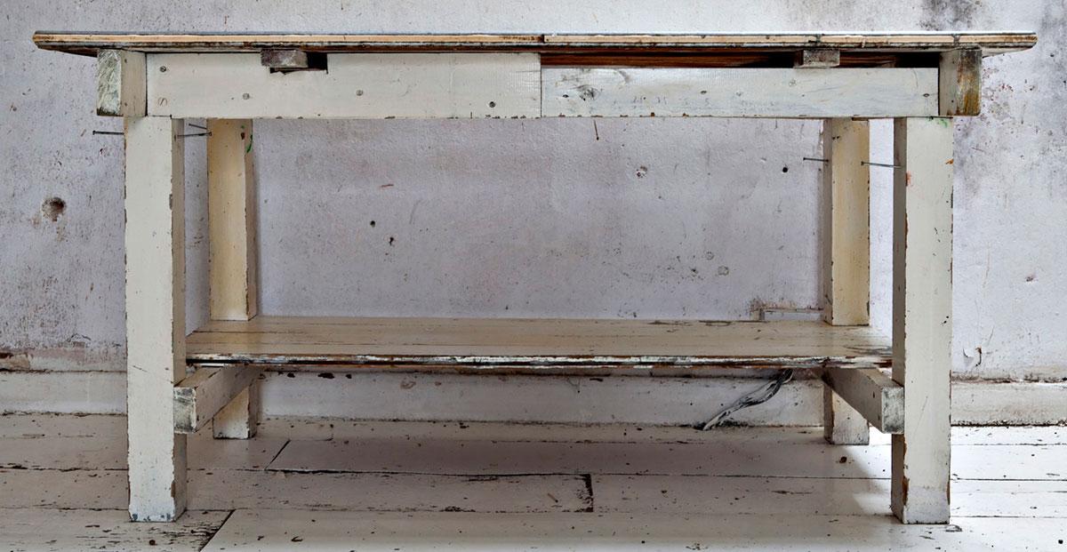 Table 2009 Archival pigment print 94cm x 182cm