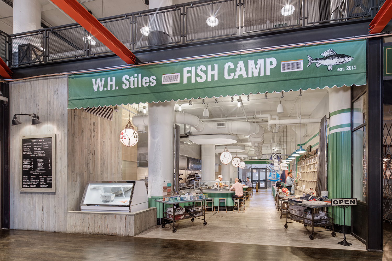 W.H. StilesFish Camp -