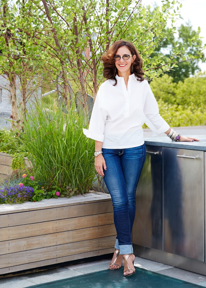 LBR Home founder & Interior Designer, Laurie Blumenfeld-Russo