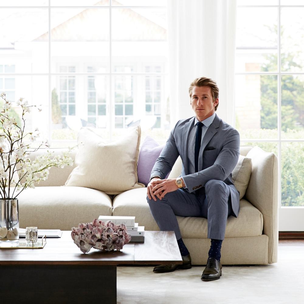 Bespoke Real Estate, Co-founder Cody Vichinsky