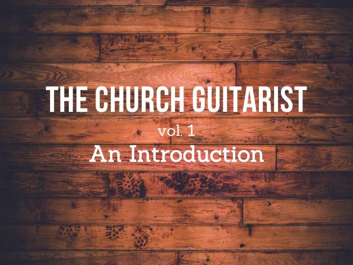 Orlando guitarist church musician 1