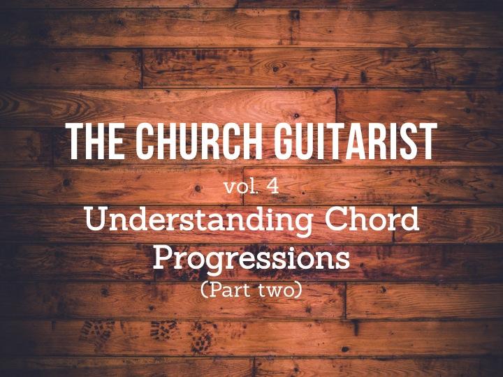 Orlando guitarist church musician 4 - Chord Prog 2