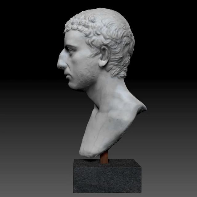 The Bust of Flavius Josephus (but not actually Josephus).
