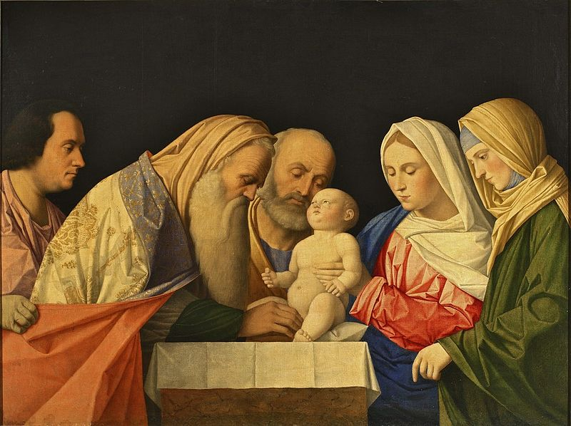 The Circumcision by Vincenzo Catena