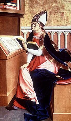 Saint Augustine ( Wikimedia Commons )