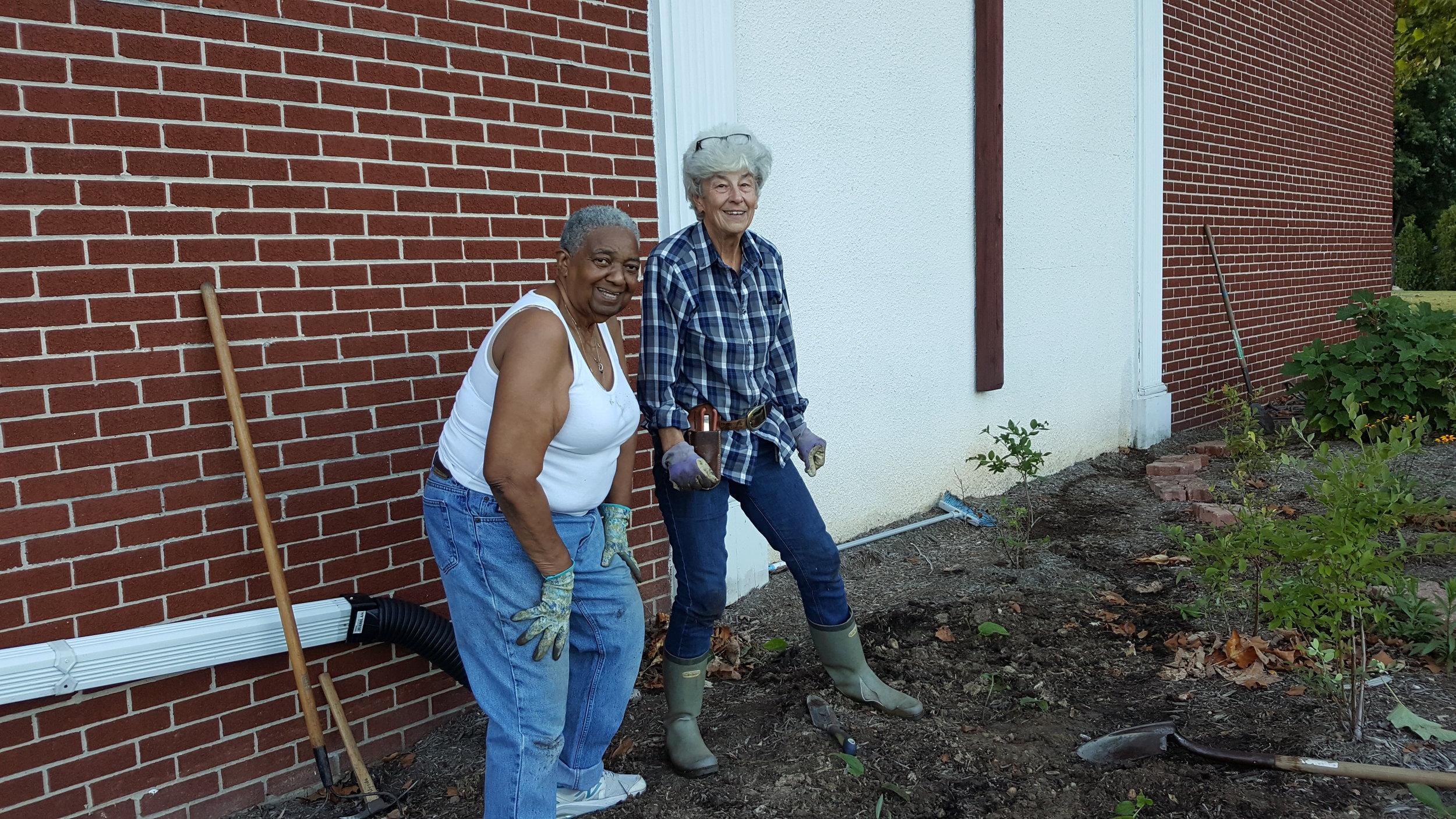 Betty Powell and Mary Uyeda.jpg