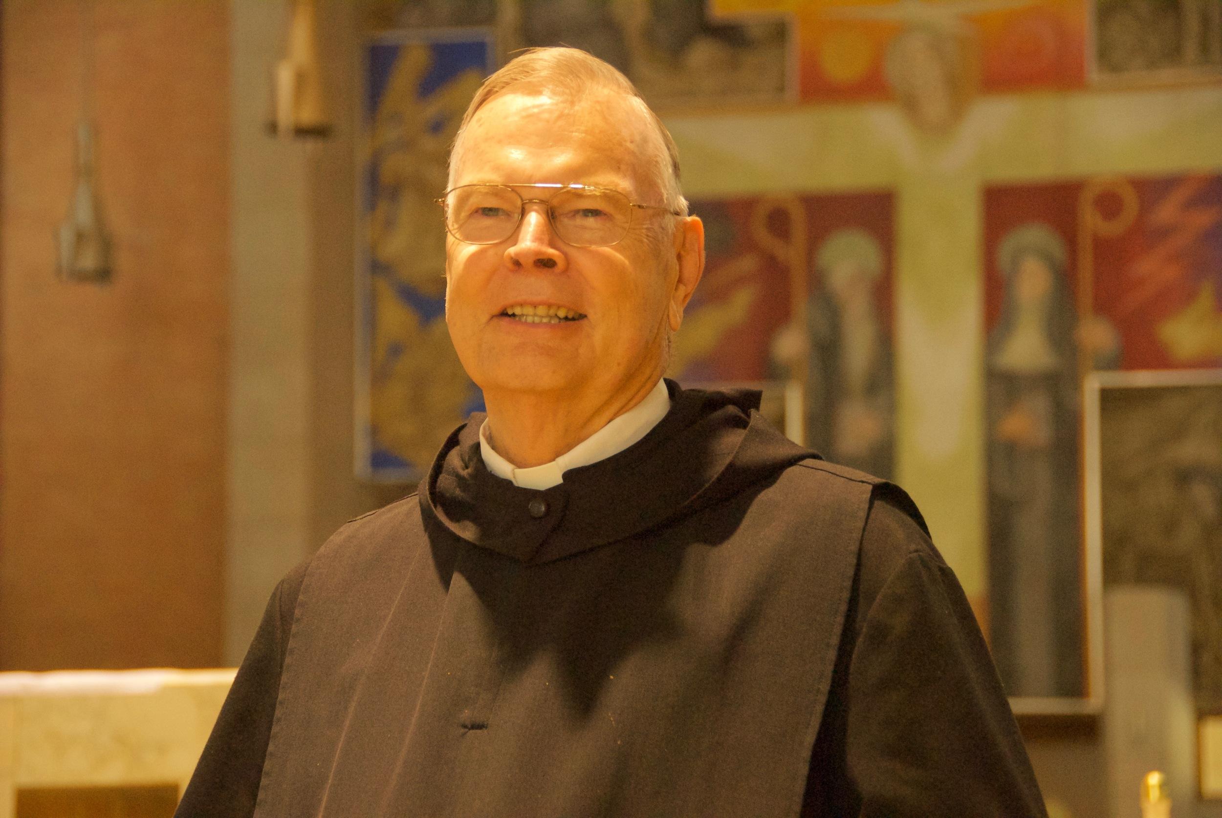 Fr. Roderic Giller -Chaplain,Jurisdictional Regional Correctional Facility and the Disciplinary Barracks at Fort Leavenworth