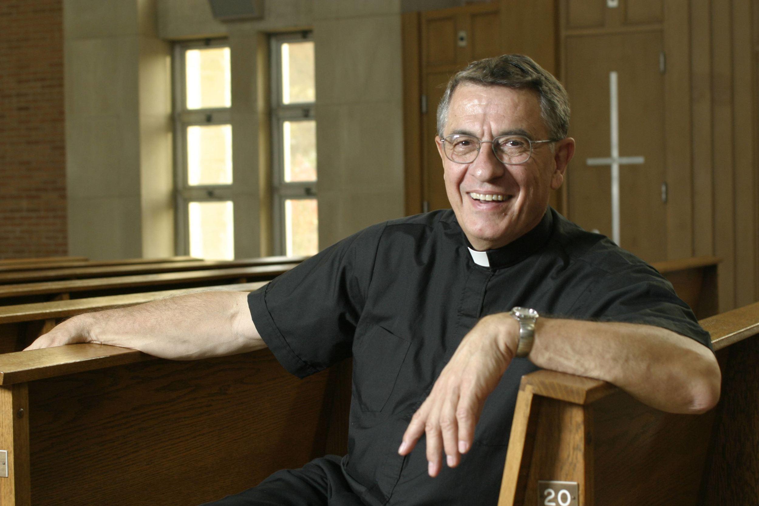 Abbot Barnabas Senecal - 58 Years