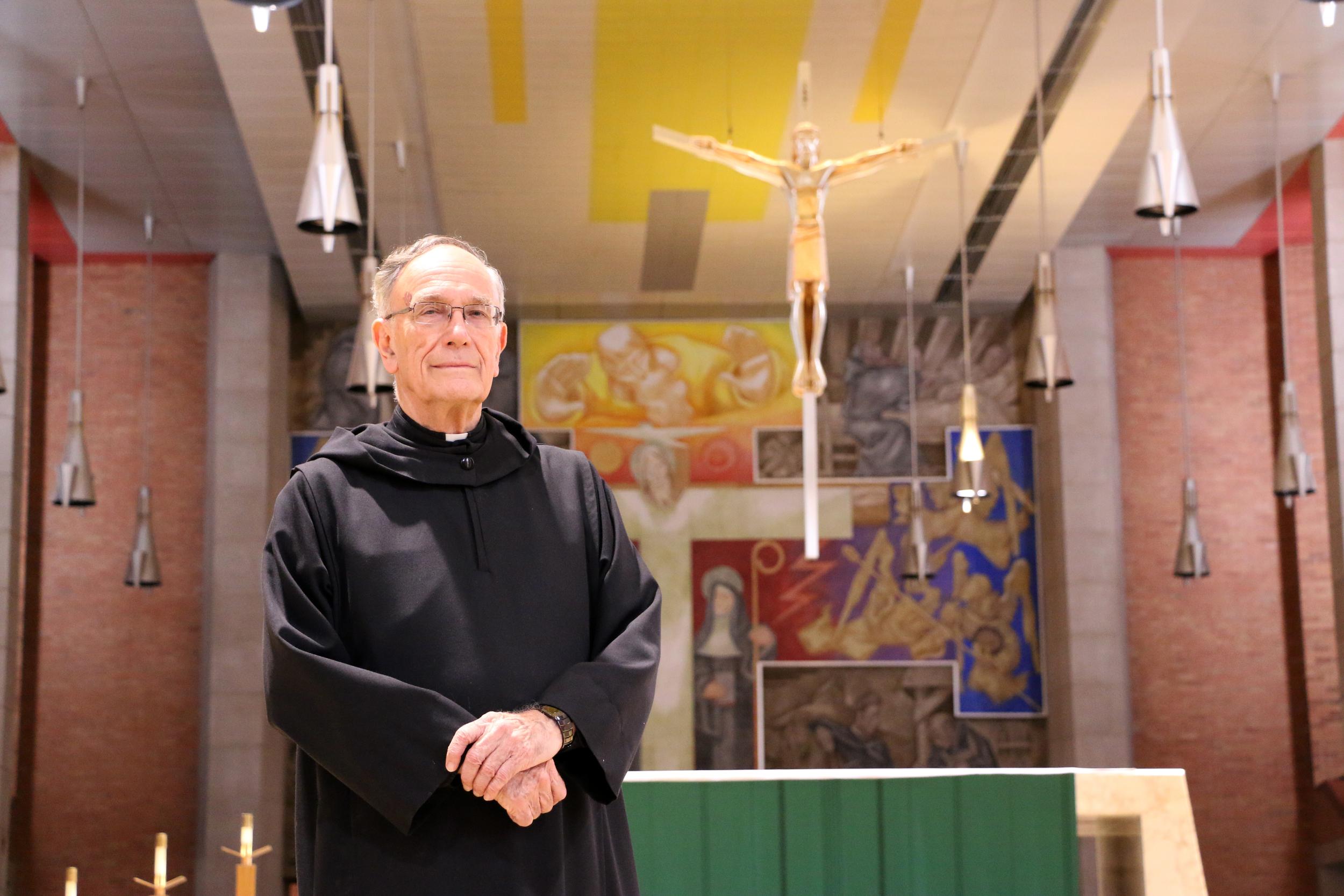 Fr. Blaine Schultz - 62 Years