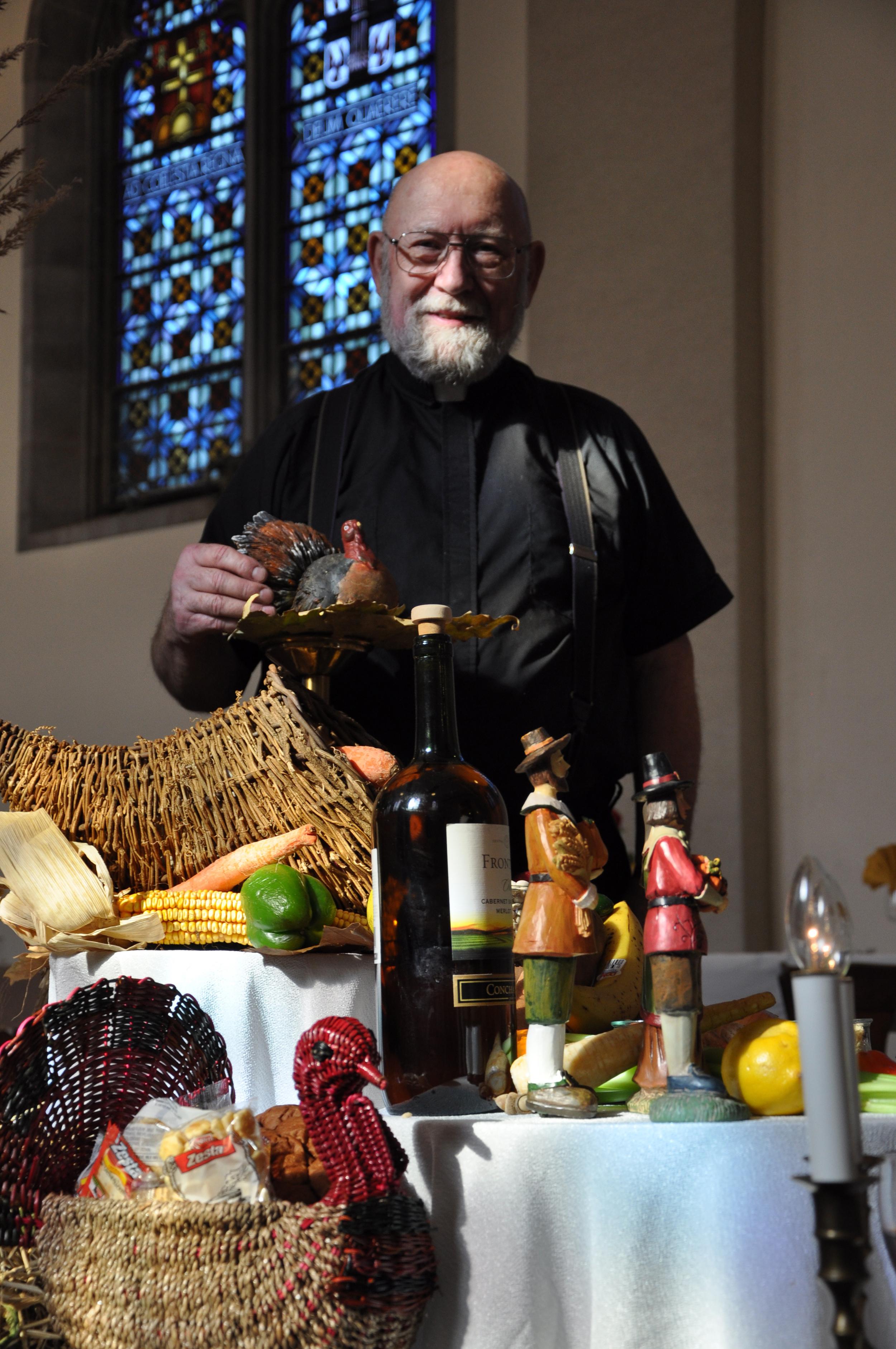 Fr. Aaron Peters - 44 Years