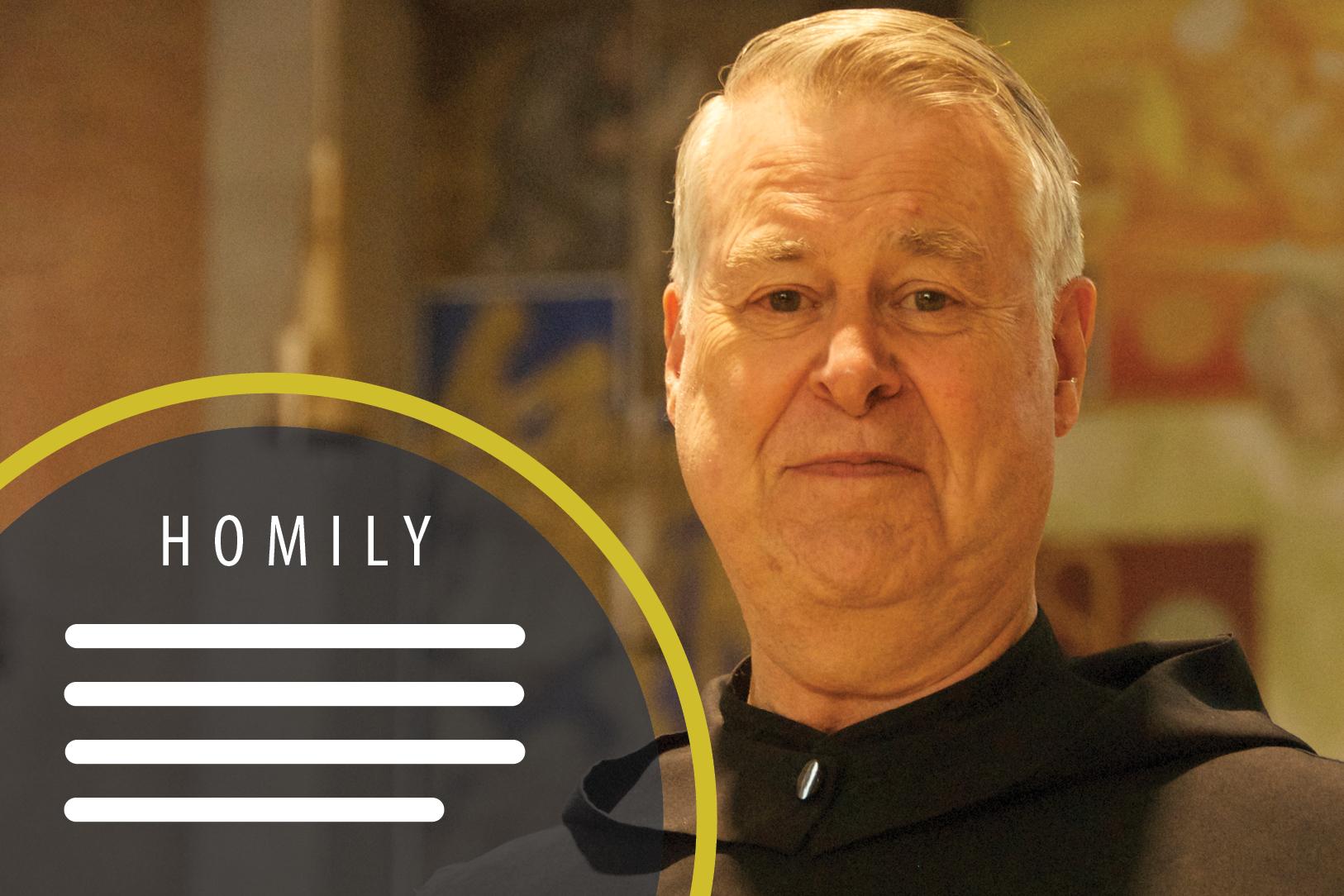 Fr. Matthew Habiger, OSB