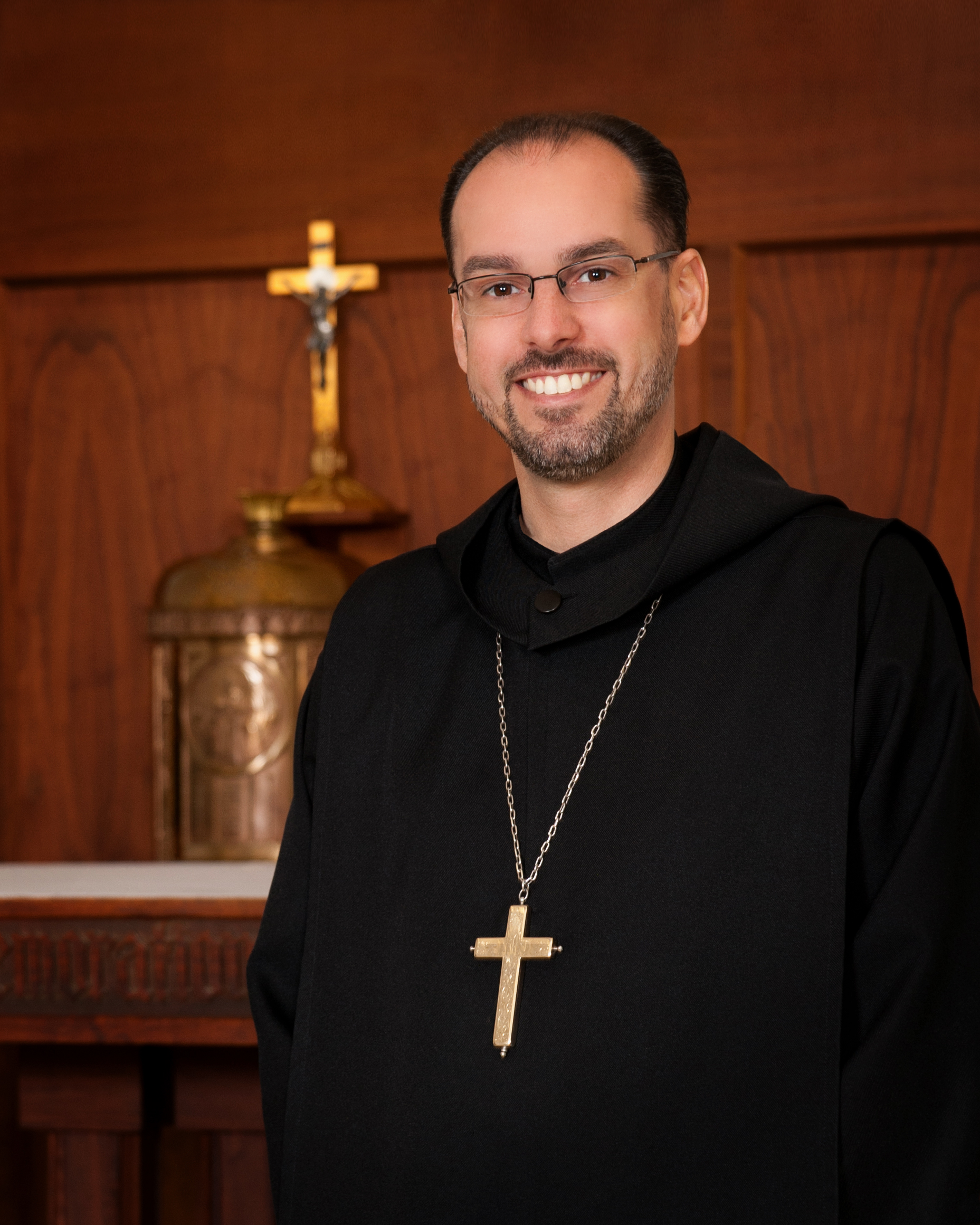 A reflection by Abbot James Albers, OSB