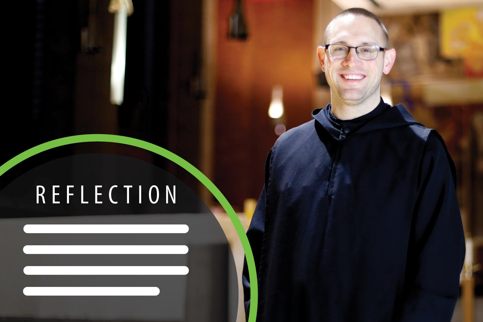 Br. Leven Harton - Subprior & Vocations Director