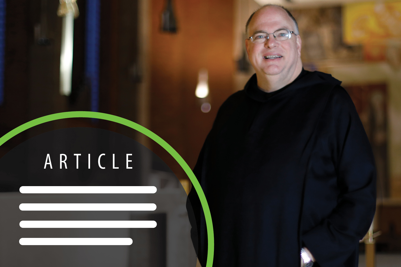 Article by Fr. Meinrad Miller