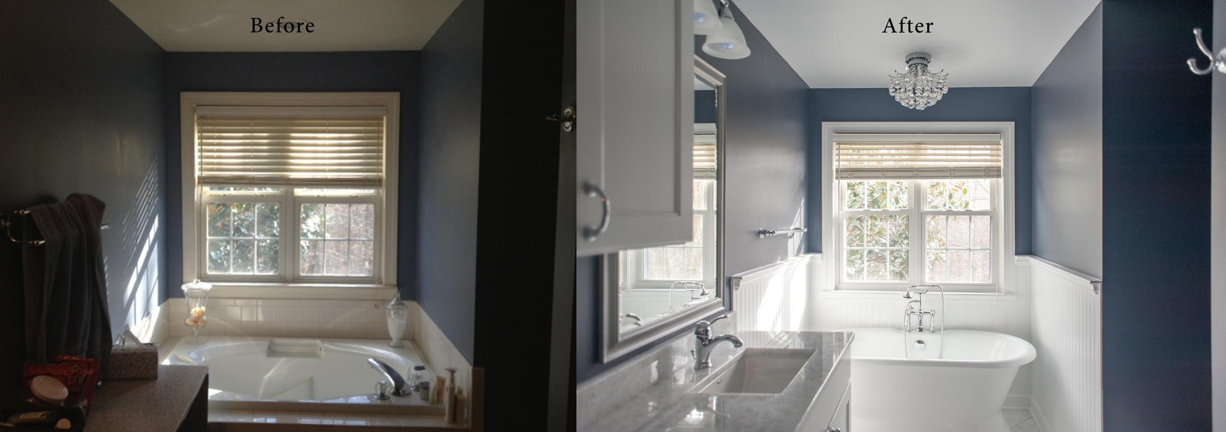Bathroom renovation Silver Spring, MD