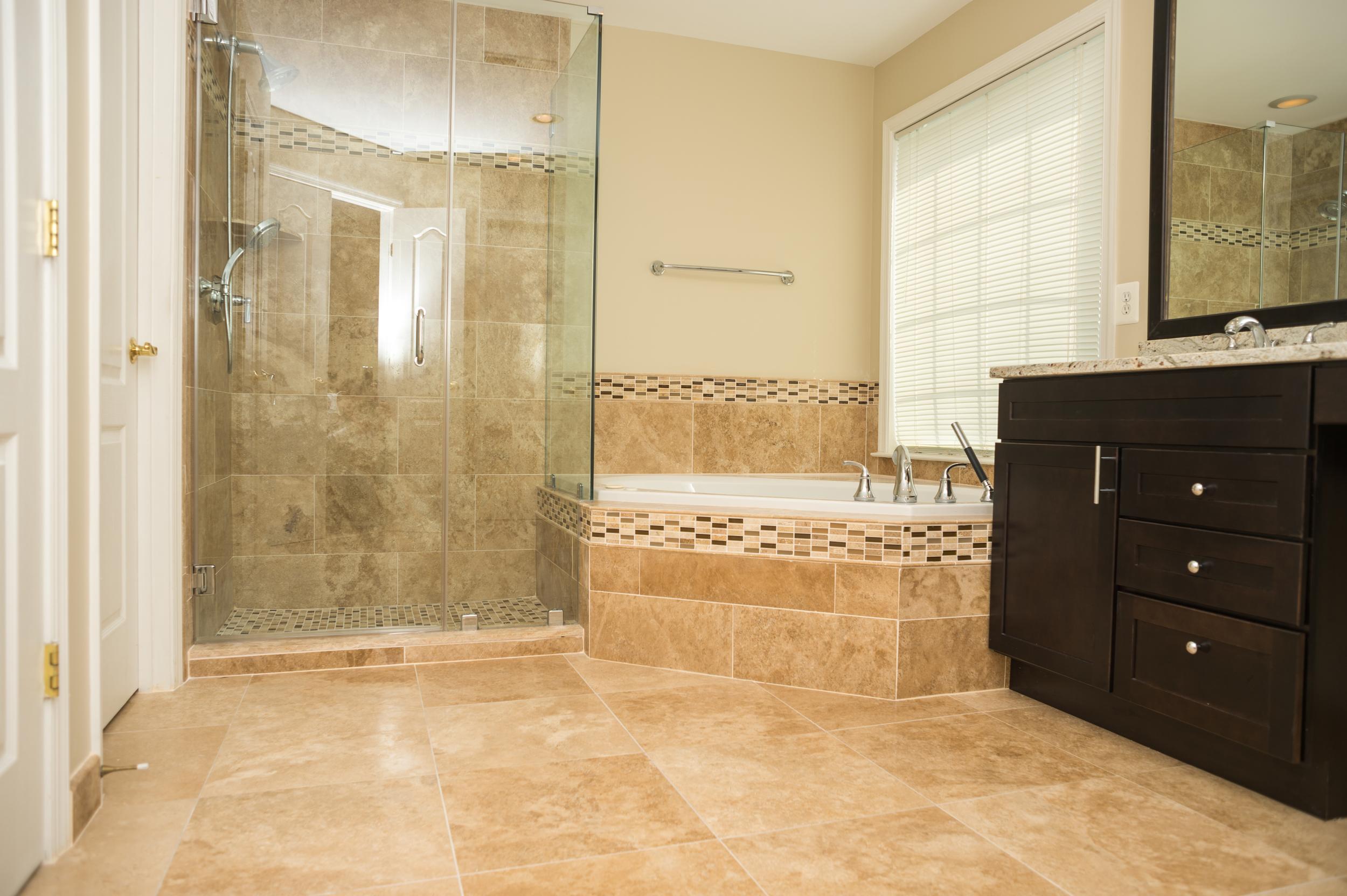 Bathroom remodel Hanover, MD