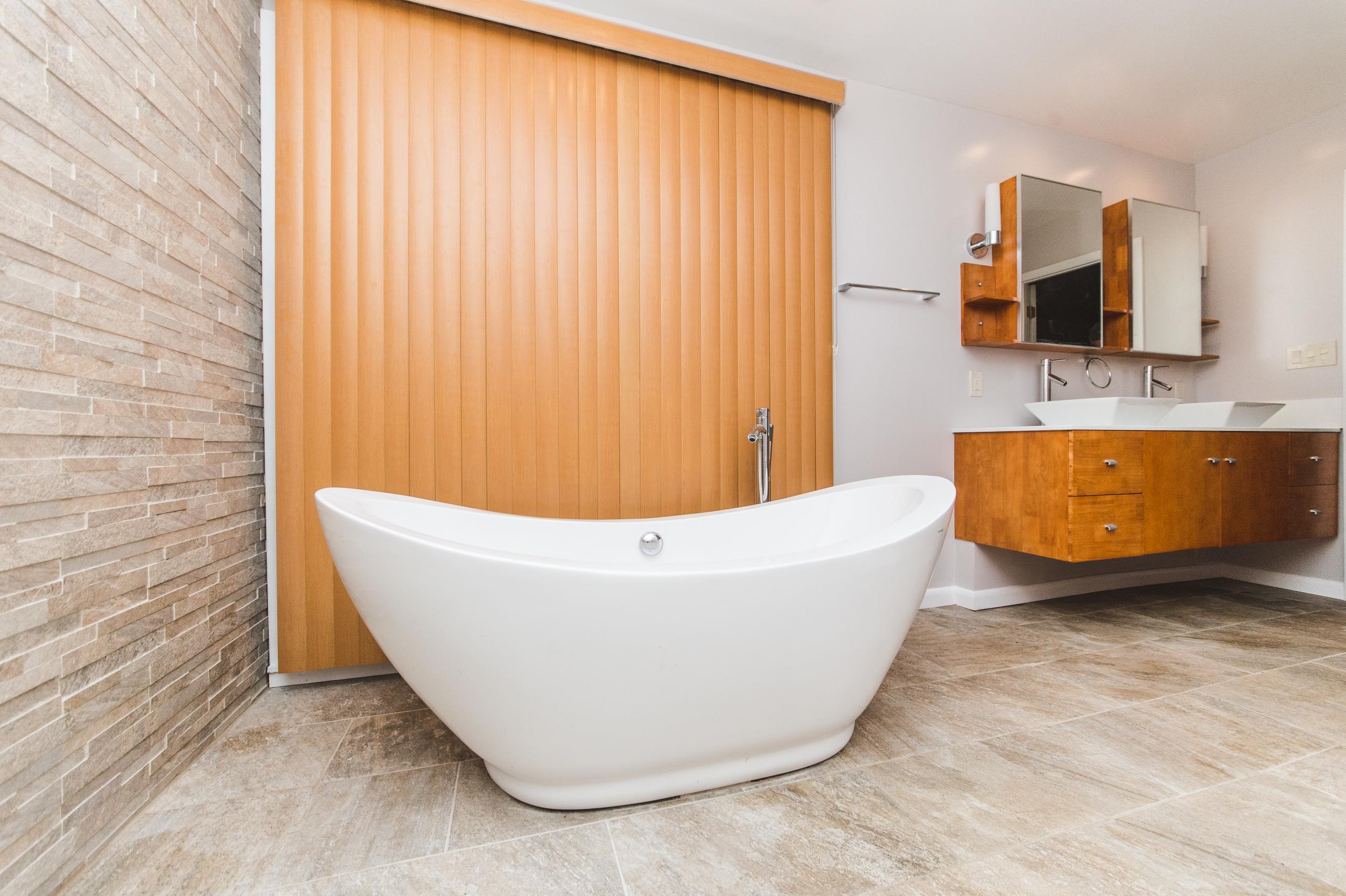 Bathroom renovation Potomac, MD