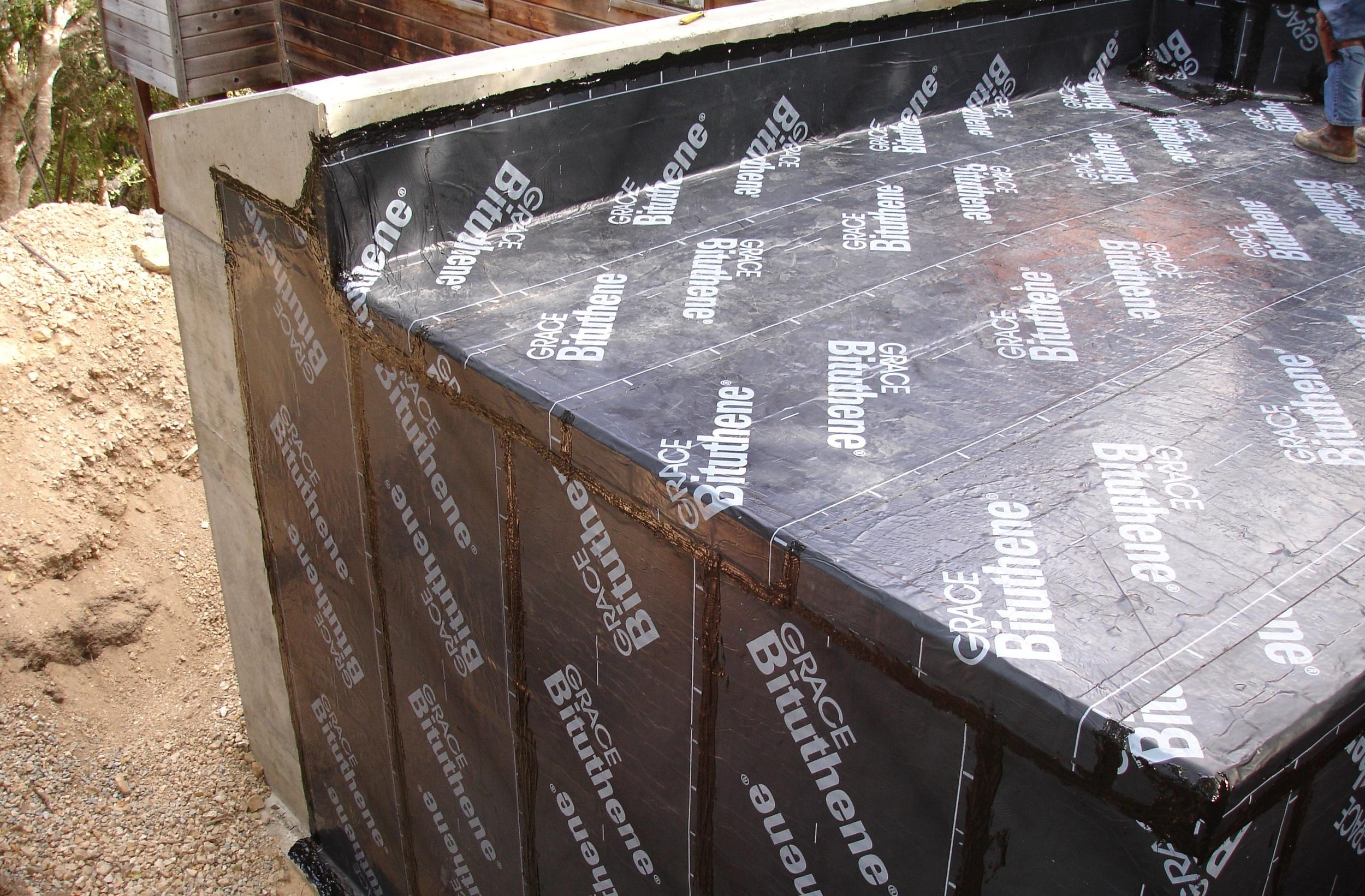 Foundation / Waterproofing