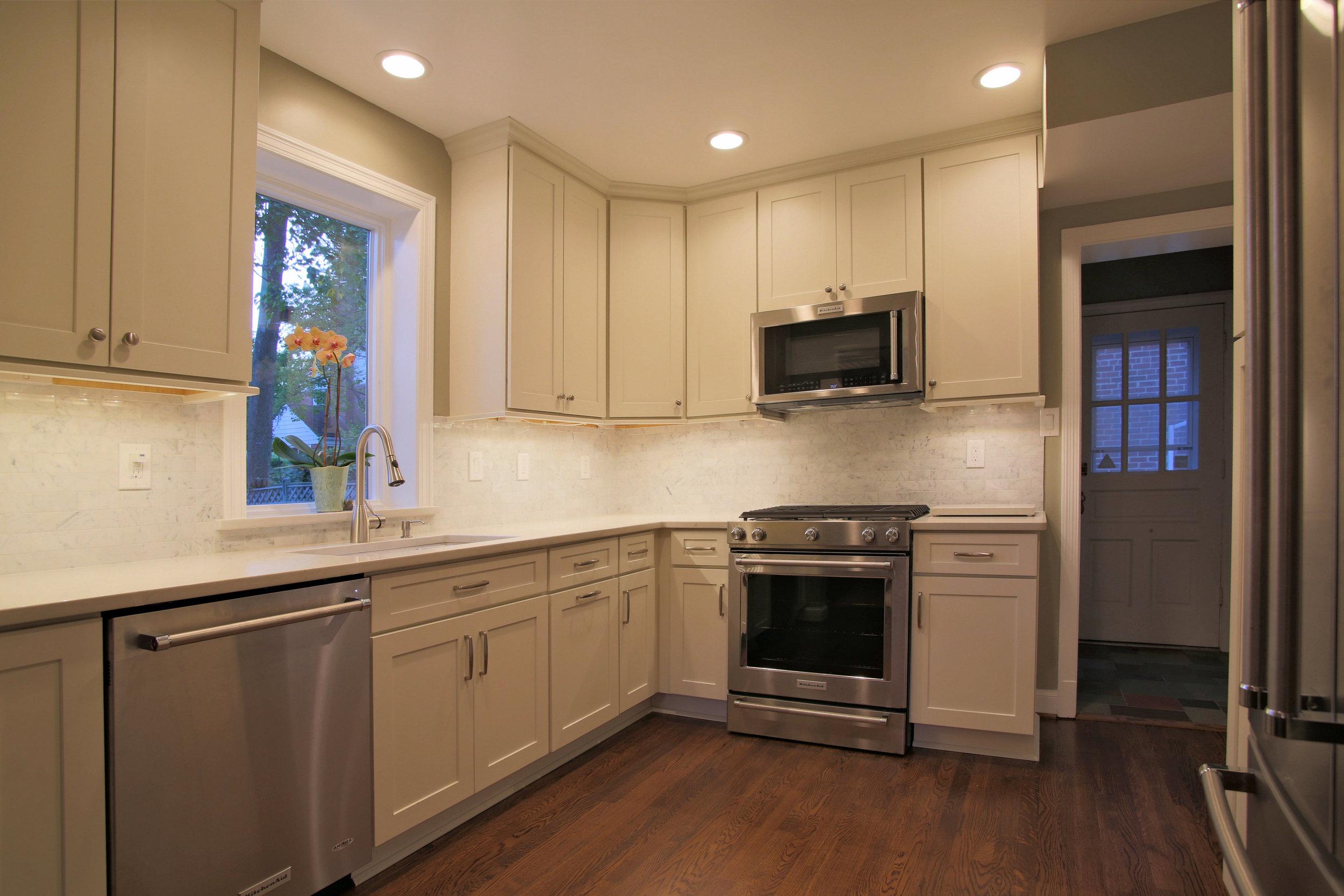 Kitchen Remodel Silver Spring MD