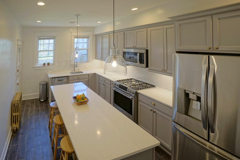 Kitchen remodel Hyatsville MD
