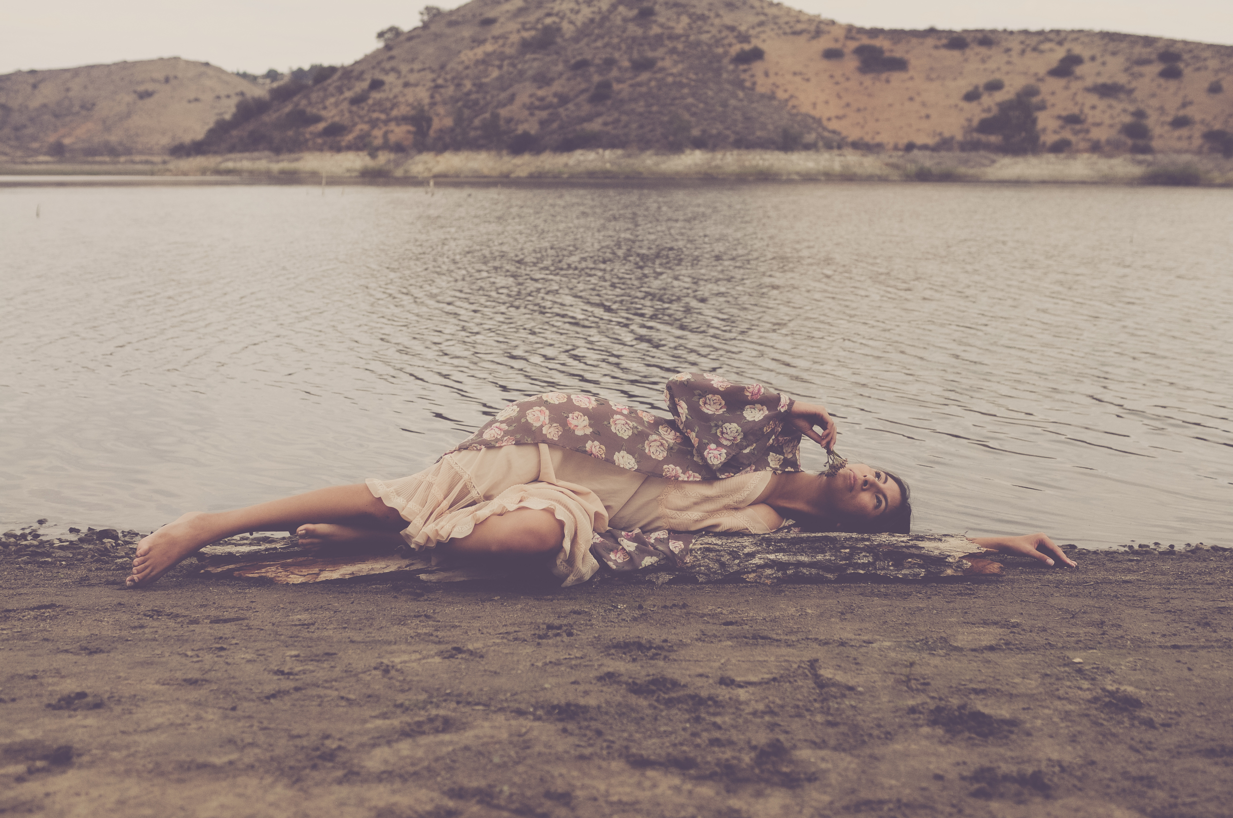 Portrait Project Awakening Mother Earth by Ashley Marie