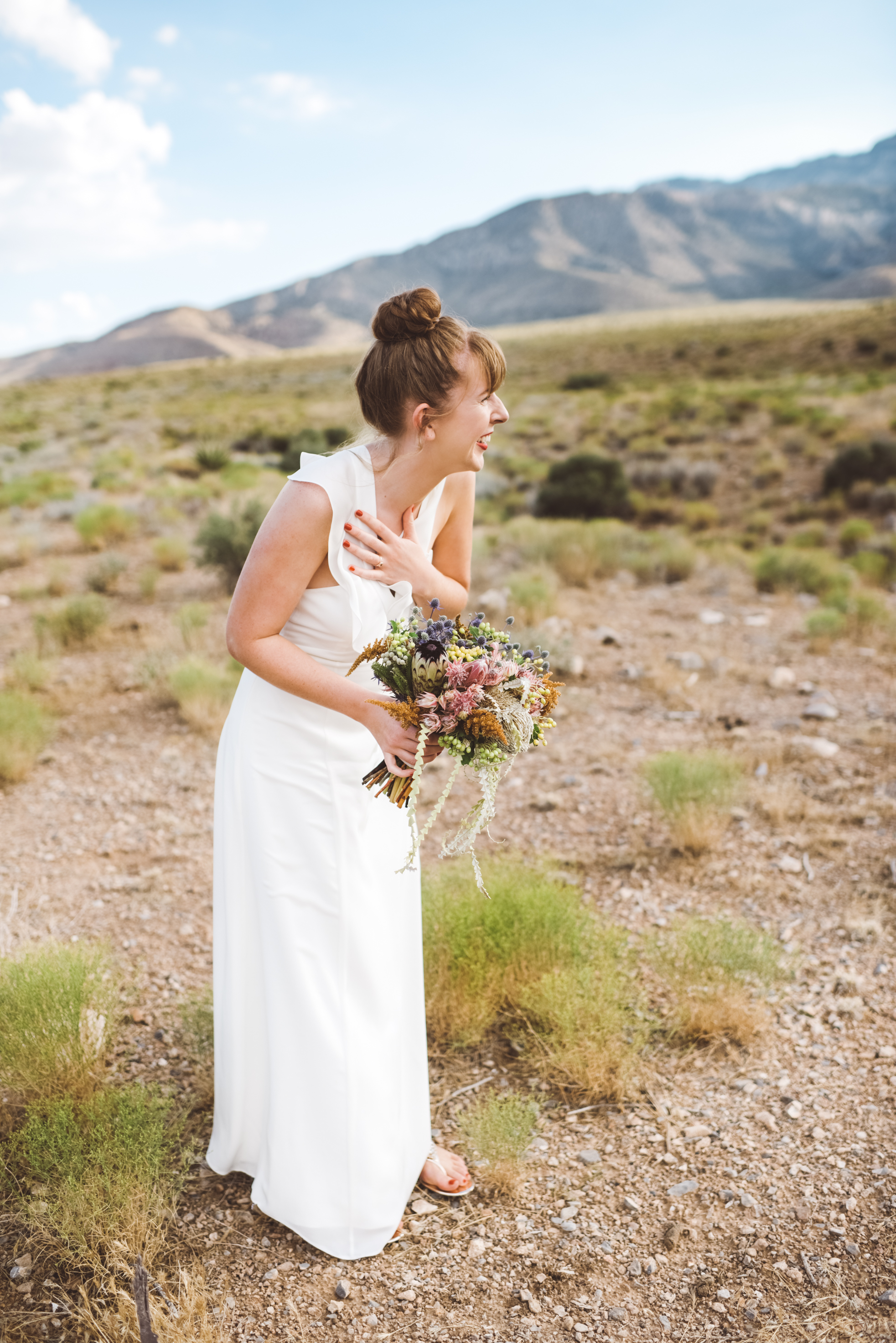 FLora Pop Desert Ceremony Red Rock Las Vegas Photography by Ashley Marie-12.jpg