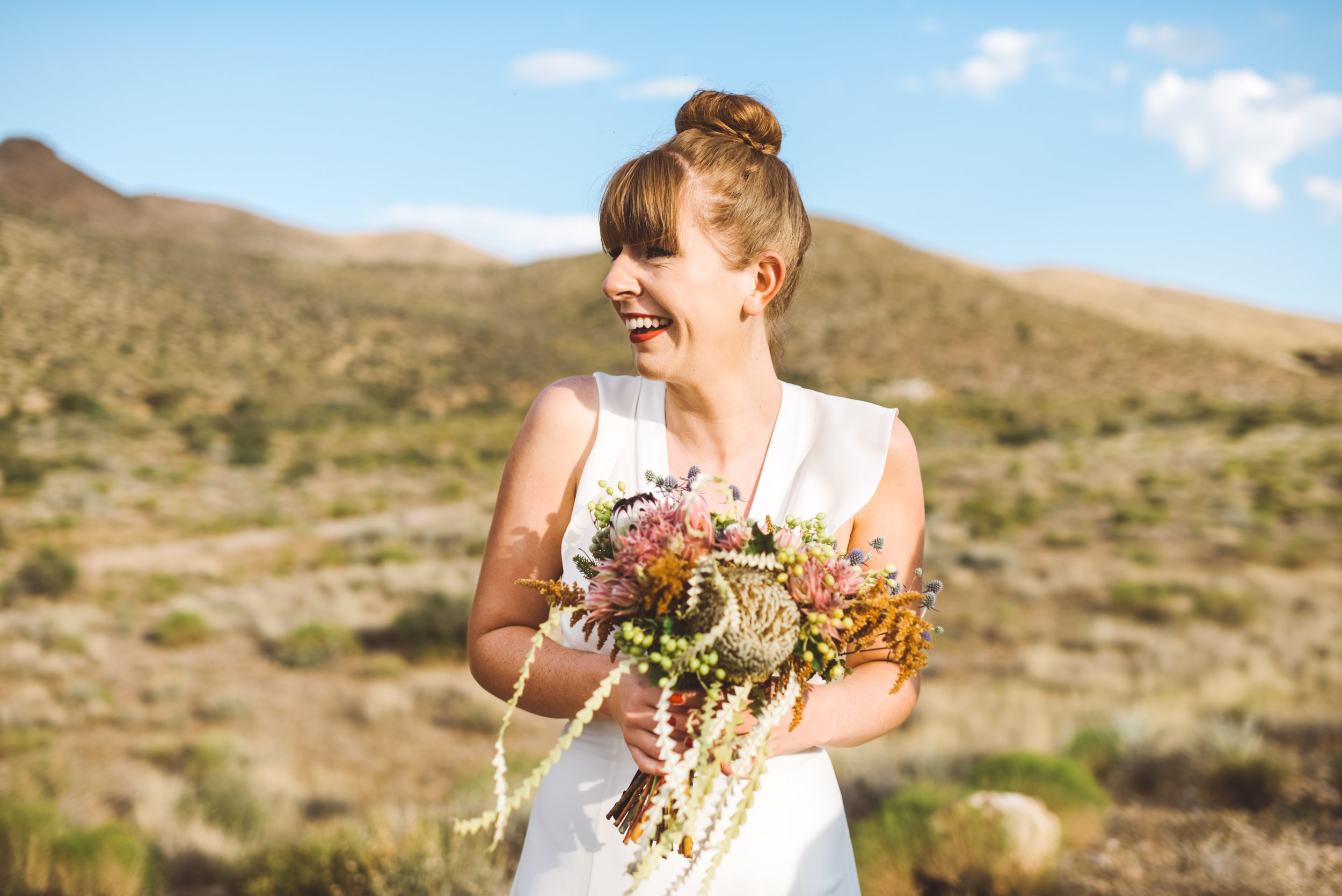 FLora Pop Desert Ceremony Red Rock Las Vegas Photography by Ashley Marie-26.jpg