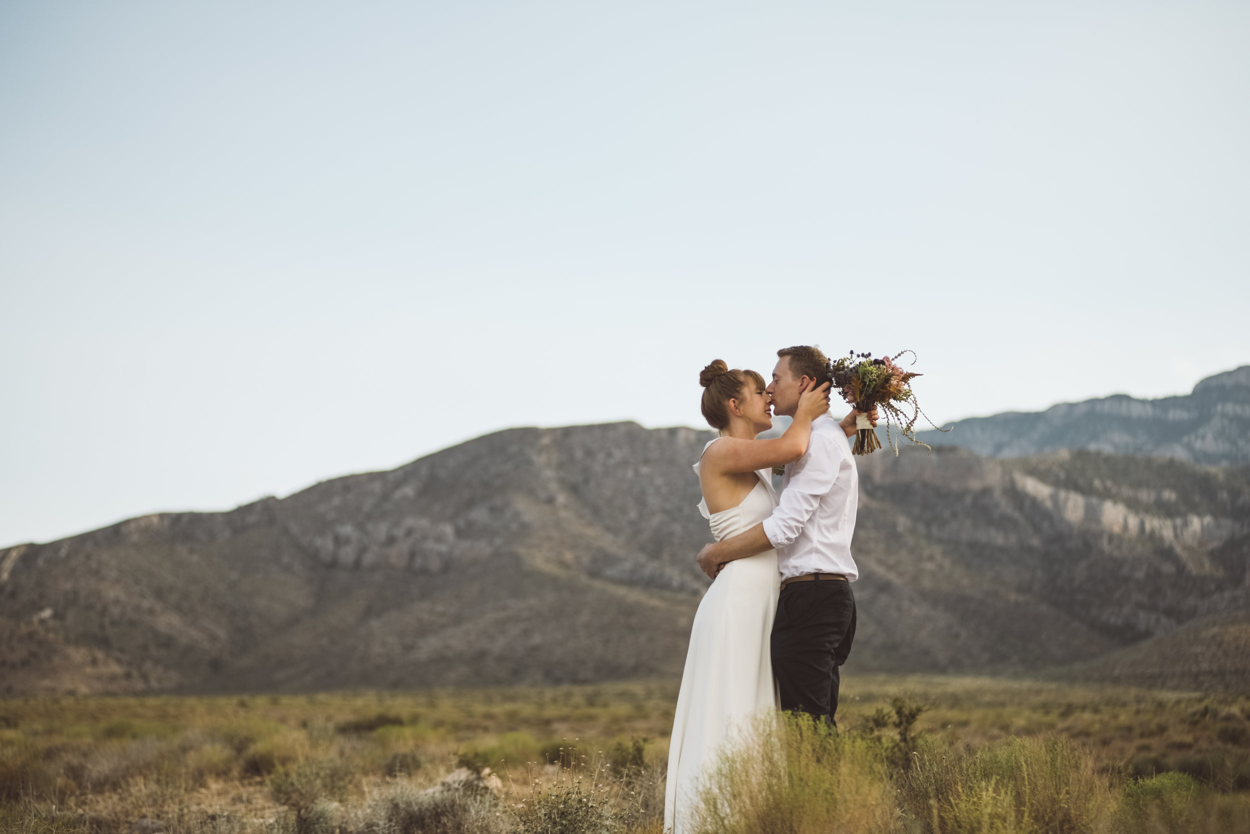 FLora Pop Desert Ceremony Red Rock Las Vegas Photography by Ashley Marie-79.jpg