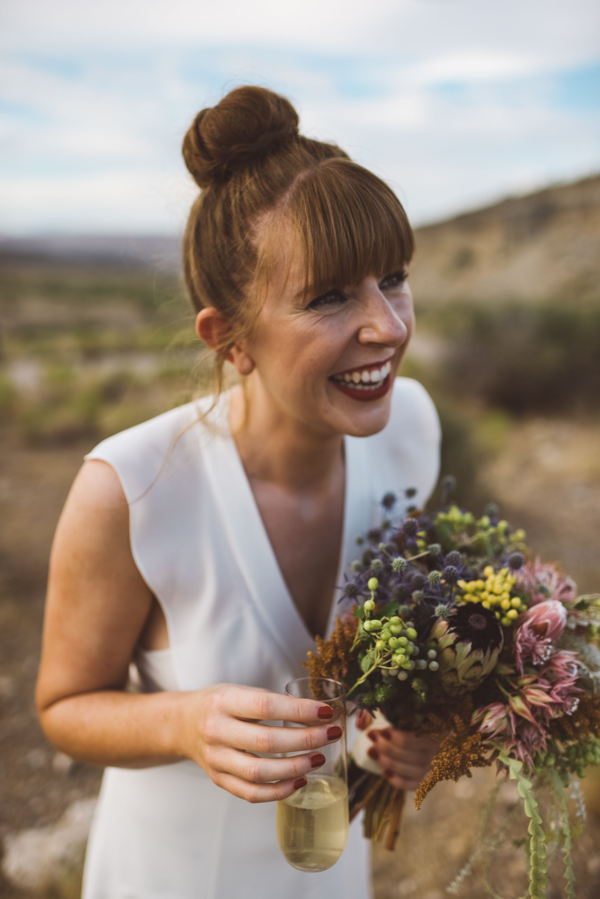FLora Pop Desert Ceremony Red Rock Las Vegas Photography by Ashley Marie-115.jpg