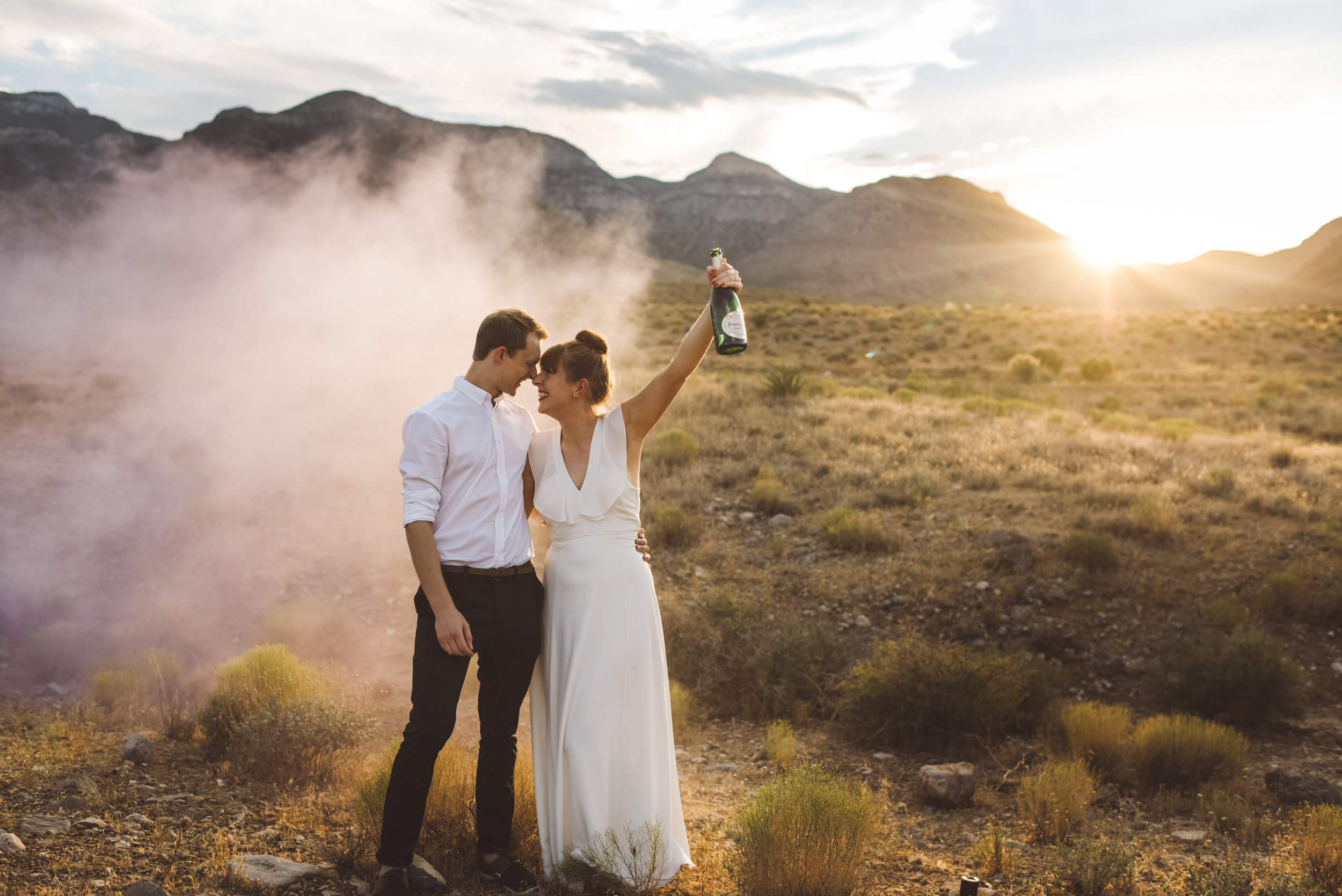 FLora Pop Desert Ceremony Red Rock Las Vegas Photography by Ashley Marie-285.jpg