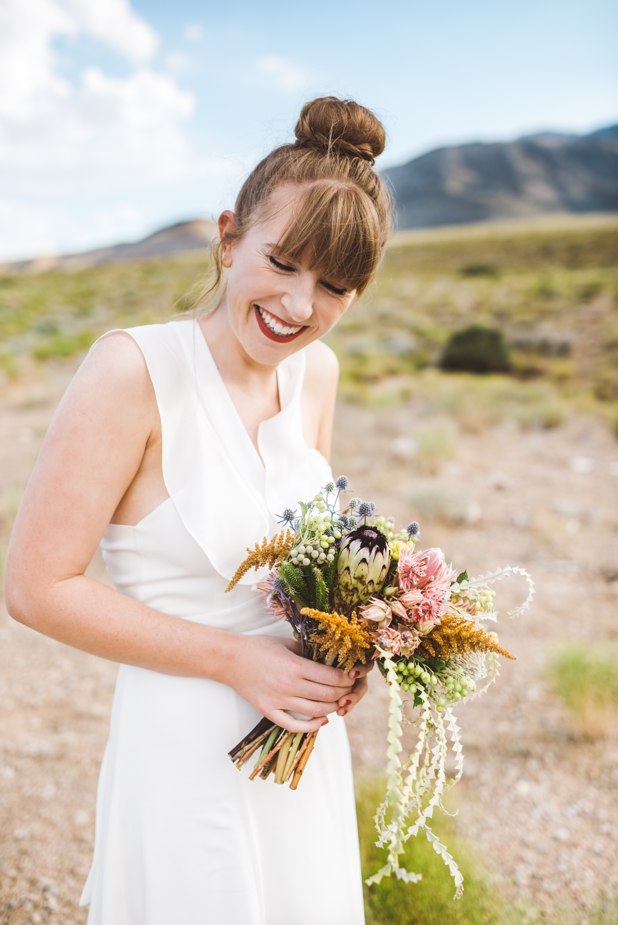 FLora Pop Desert Ceremony Red Rock Las Vegas Photography by Ashley Marie-10.jpg