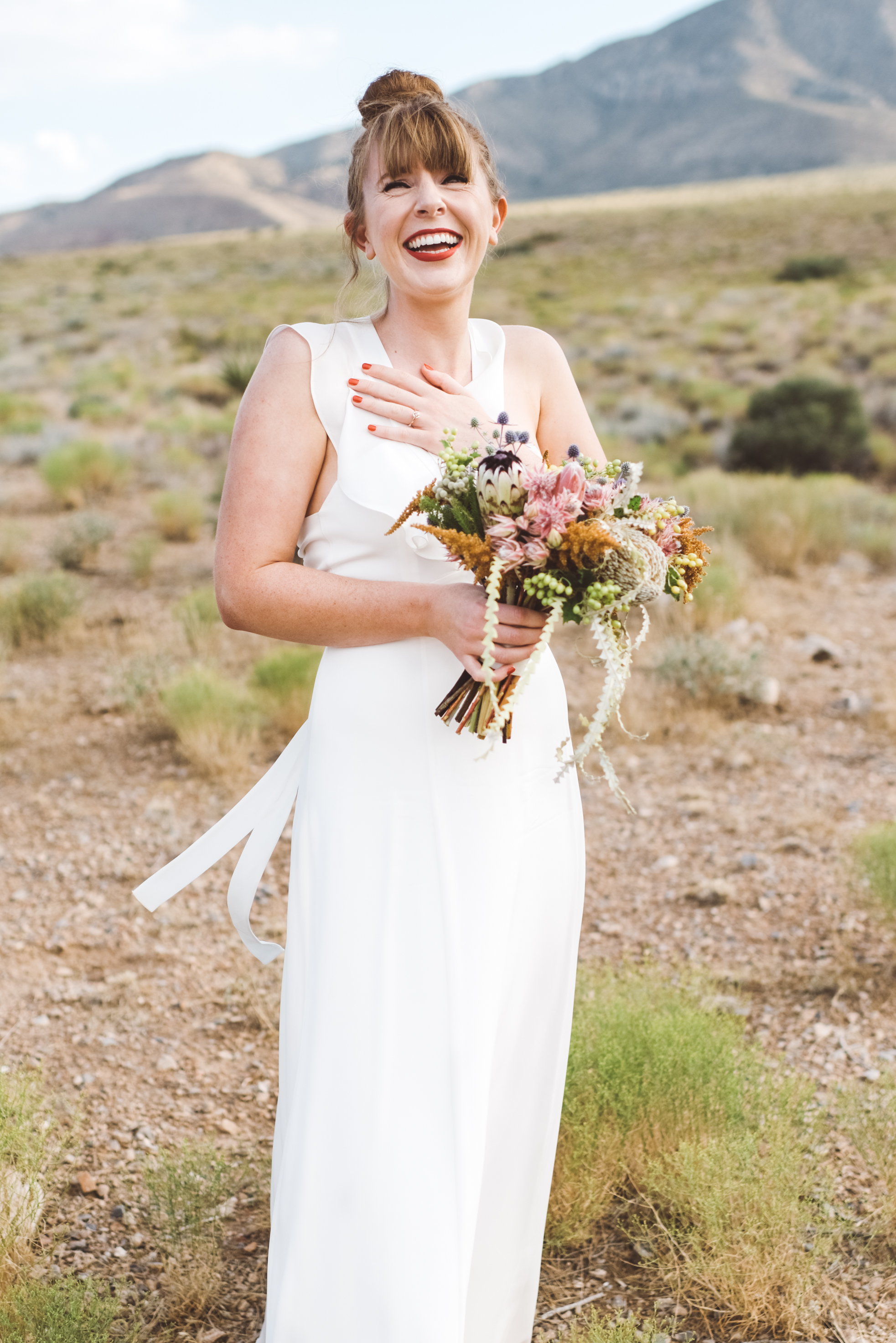 FLora Pop Desert Ceremony Red Rock Las Vegas Photography by Ashley Marie-14.jpg