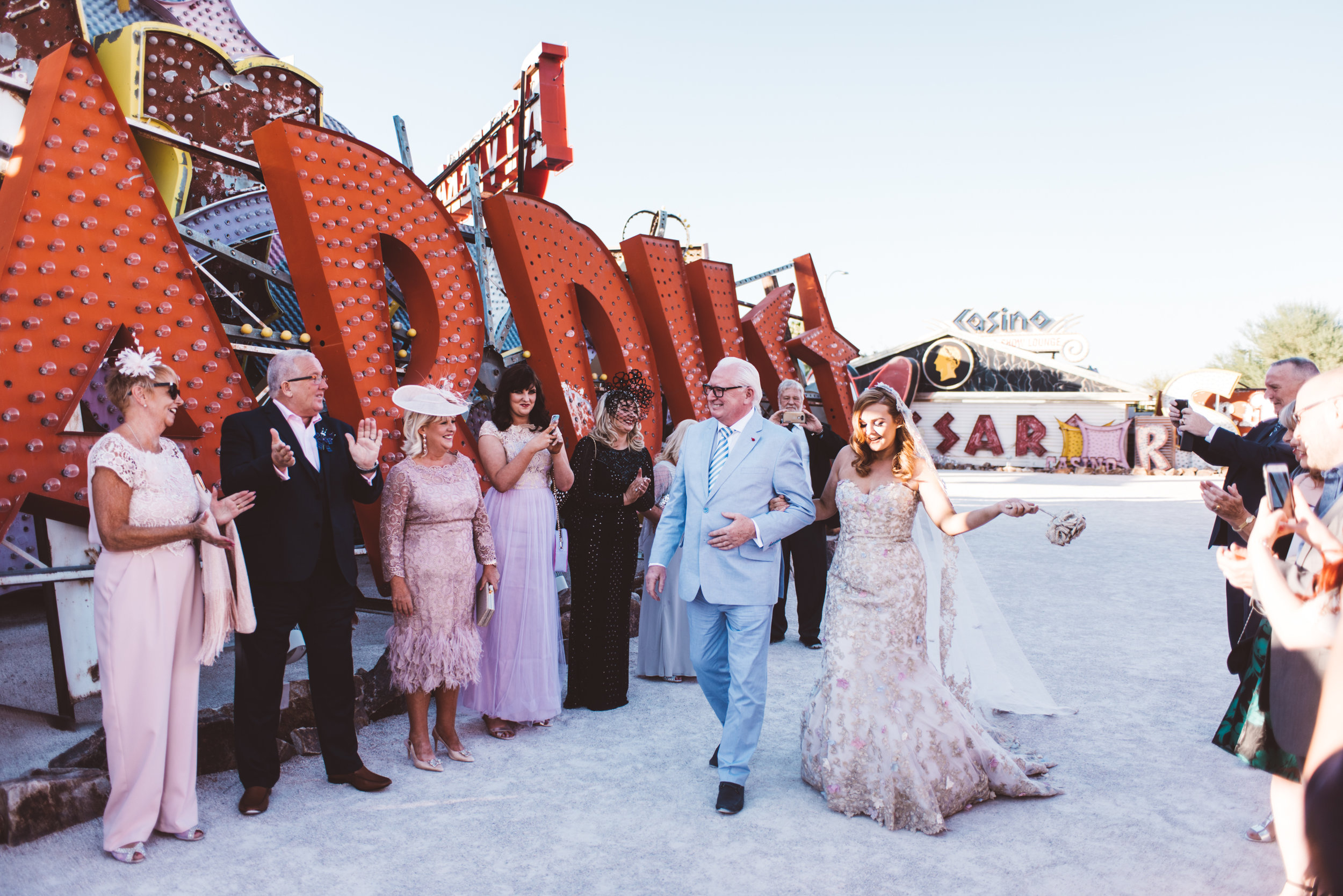 Neon Museum Elopement Elvis Elopement Las Vegas Photography by Ashley Marie-54.jpg