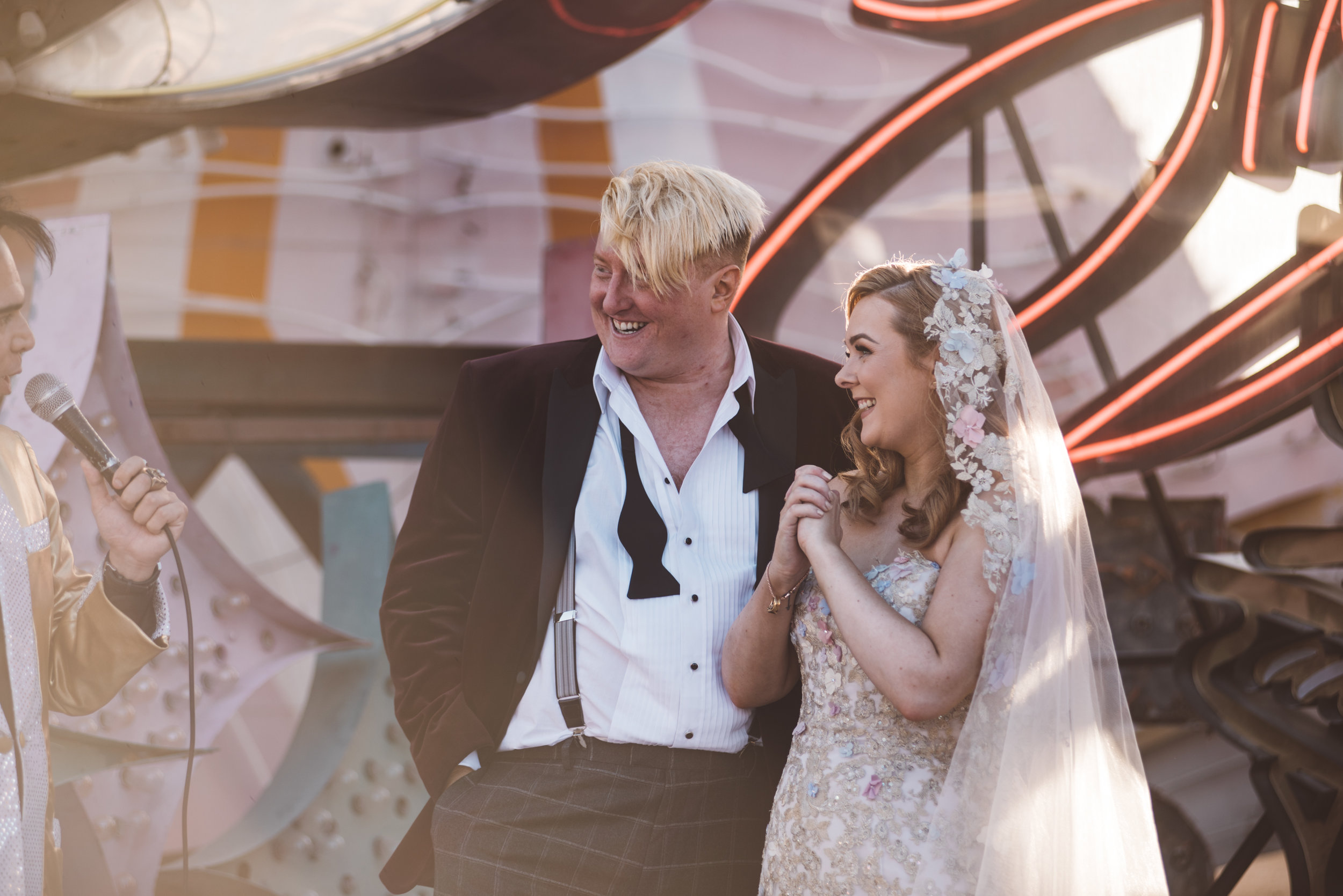 Neon Museum Elopement Elvis Elopement Las Vegas Photography by Ashley Marie-137.jpg