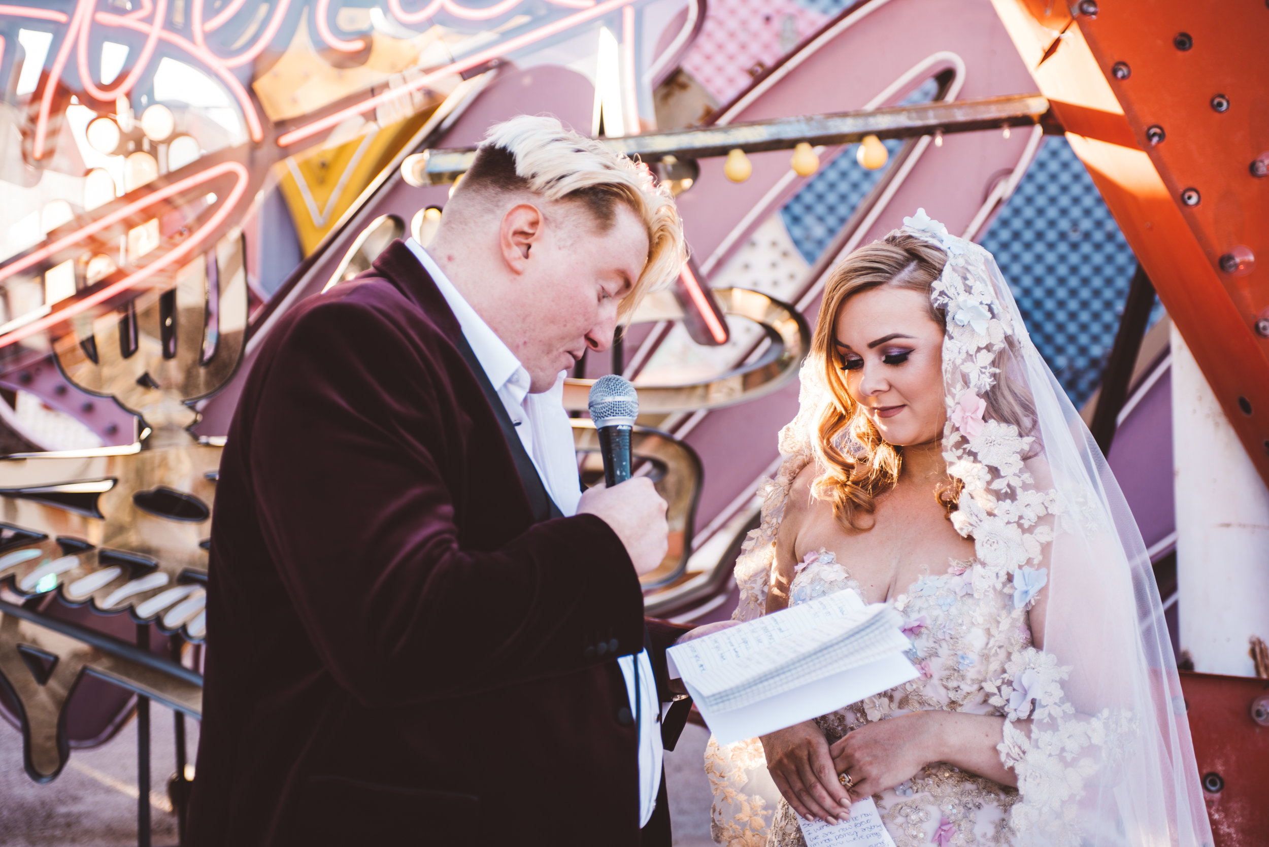 Neon Museum Elopement Elvis Elopement Las Vegas Photography by Ashley Marie-161.jpg