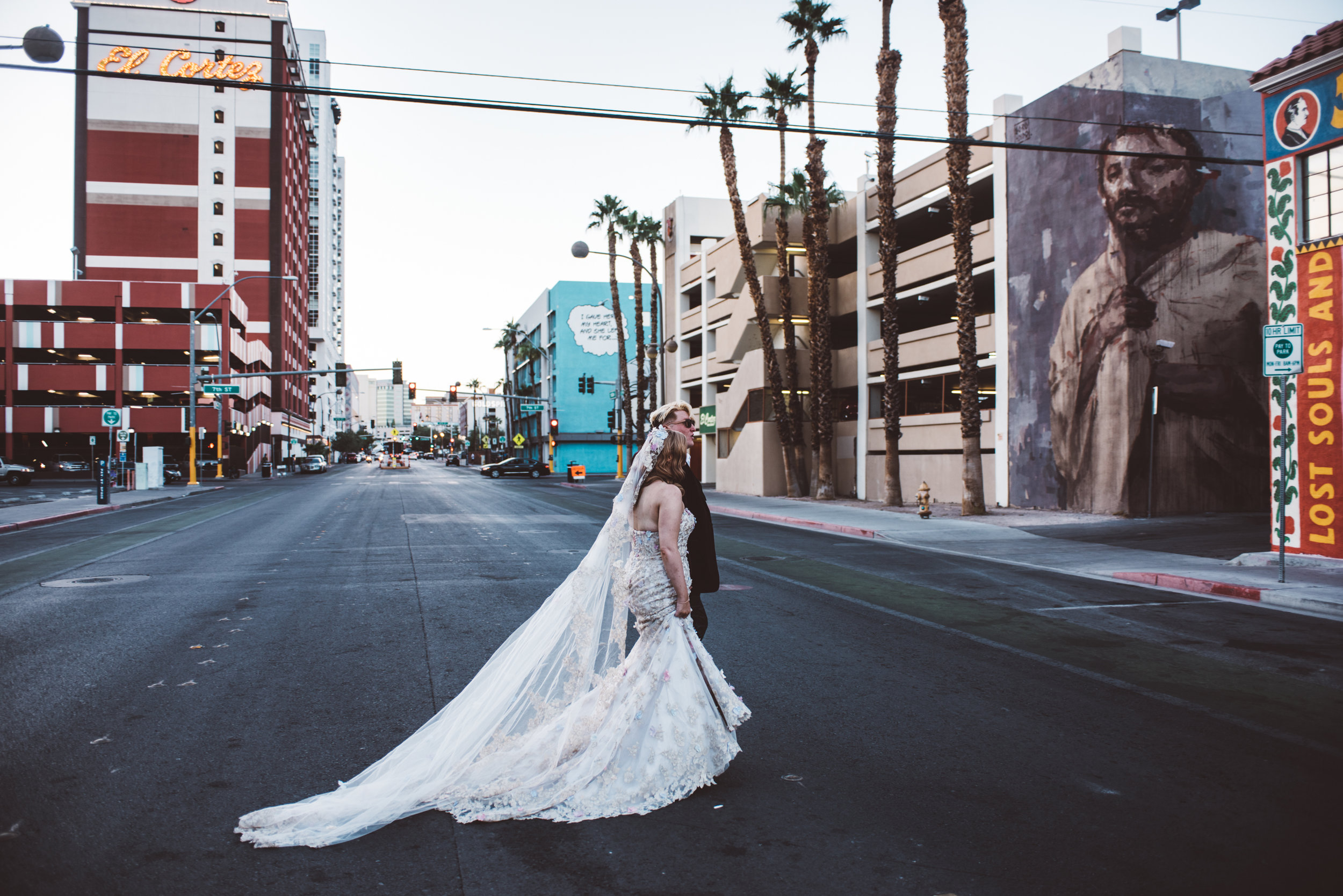 Neon Museum Elopement Elvis Elopement Las Vegas Photography by Ashley Marie-270.jpg