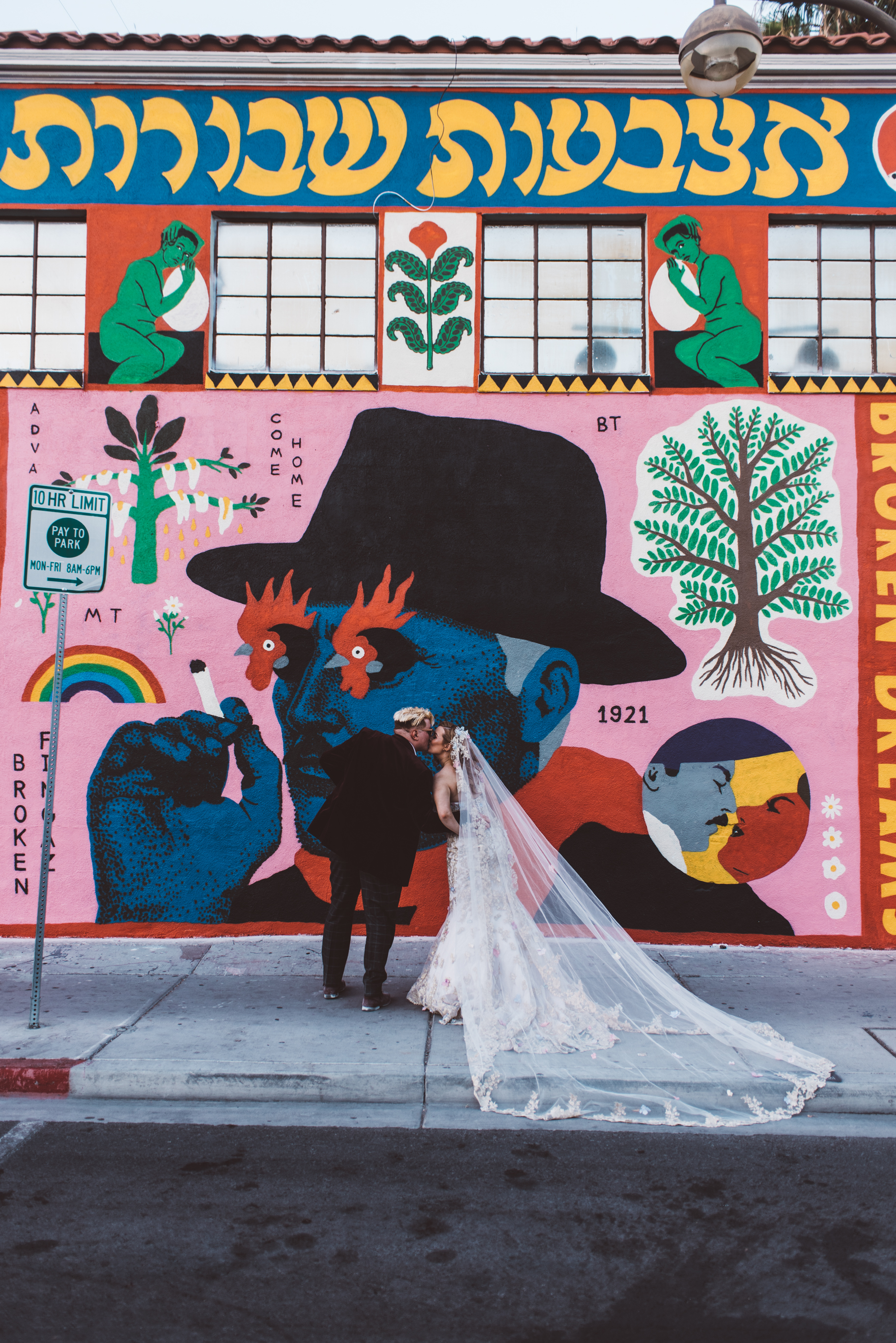 Neon Museum Elopement Elvis Elopement Las Vegas Photography by Ashley Marie-274.jpg