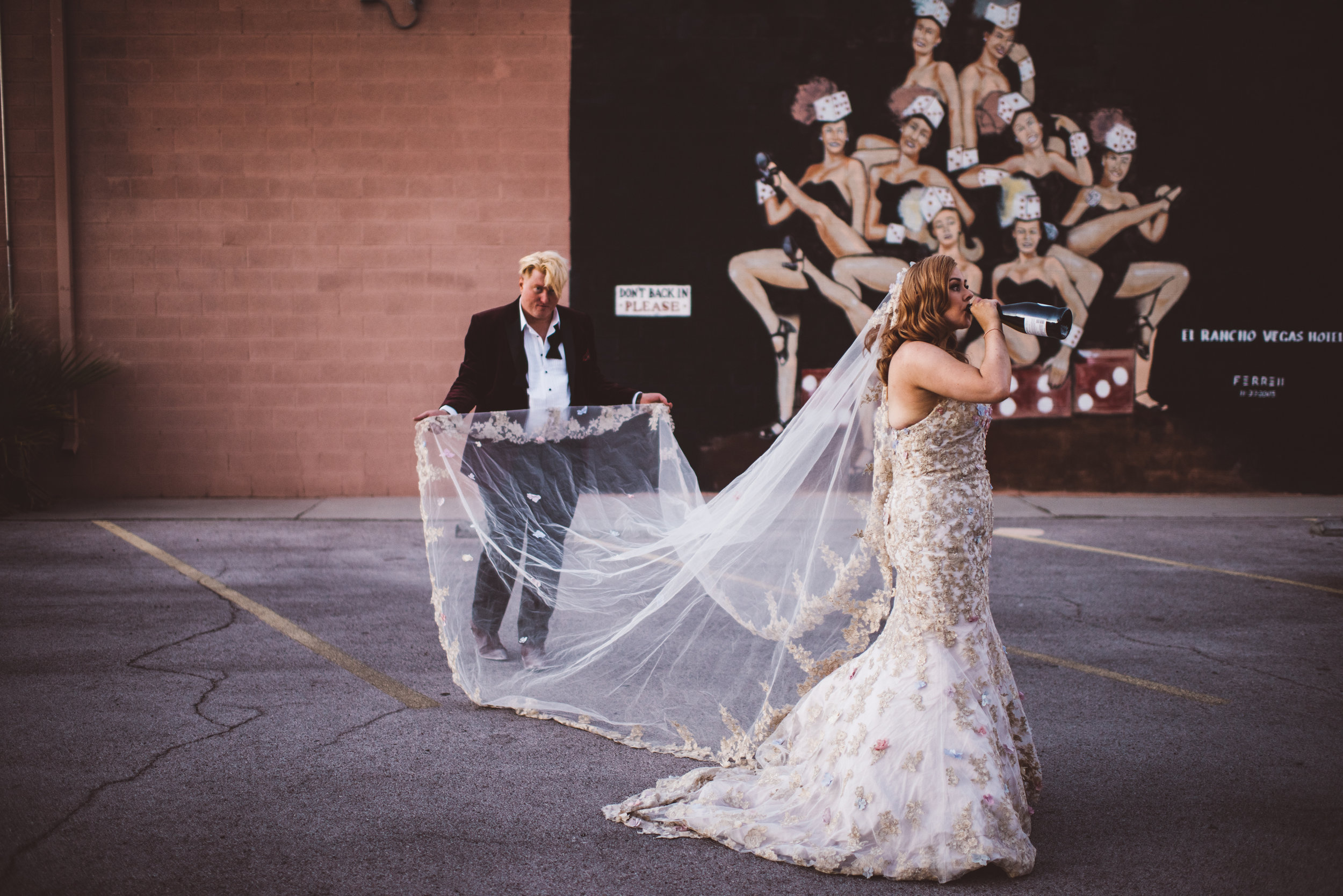 Neon Museum Elopement Elvis Elopement Las Vegas Photography by Ashley Marie-323.jpg