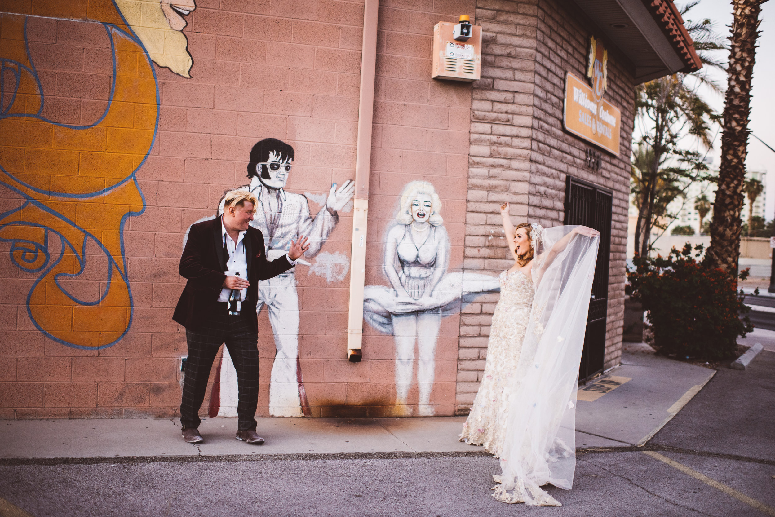 Neon Museum Elopement Elvis Elopement Las Vegas Photography by Ashley Marie-326.jpg
